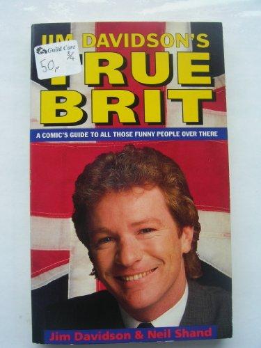 9780099191315: True Brit