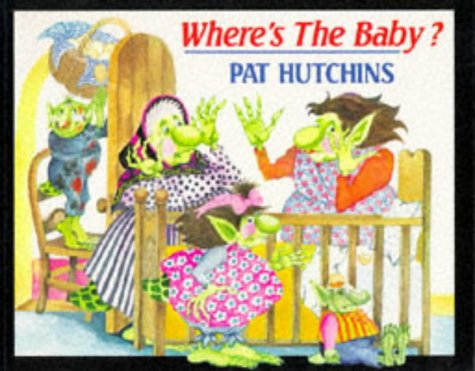 9780099196211: Where's the Baby? (Red Fox Picture Books)
