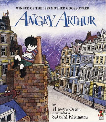 9780099196617: Angry Arthur (Red Fox picture books)