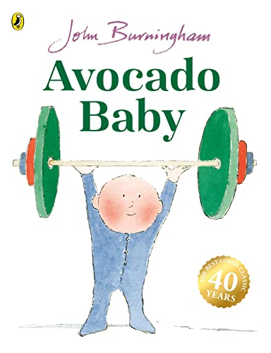 9780099200611: Avocado Baby (Red Fox Picture Books)