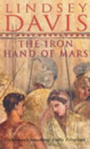 The Iron Hand Of Mars: (Falco 4): Davis, Lindsey