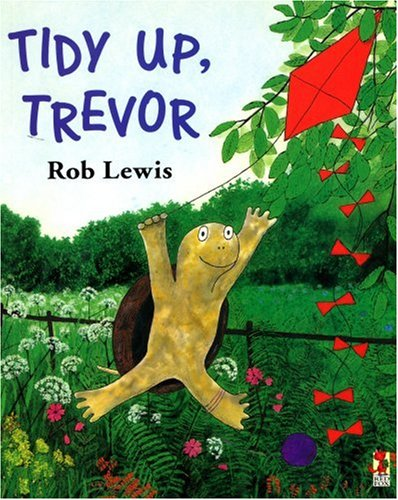 9780099201113: Tidy Up, Trevor (Red Fox Picture Books)