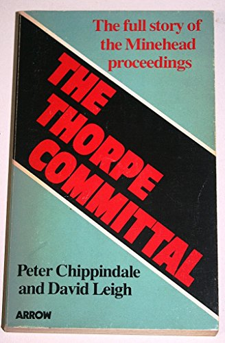 9780099204008: The Thorpe committal