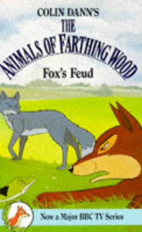 9780099205210: FOX'S FEUD - The Animals of Farthing Wood