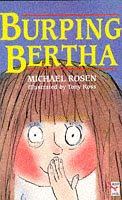 9780099206118: Burping Bertha (Red Fox younger fiction)