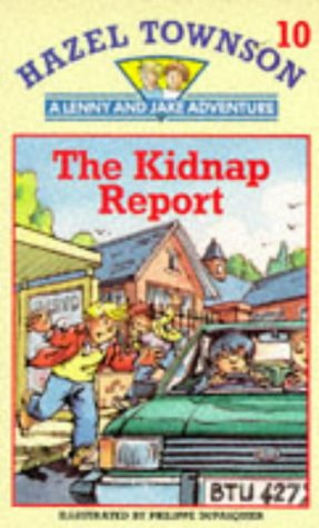 9780099206910: The Kidnap Report (Red Fox Younger Fiction)