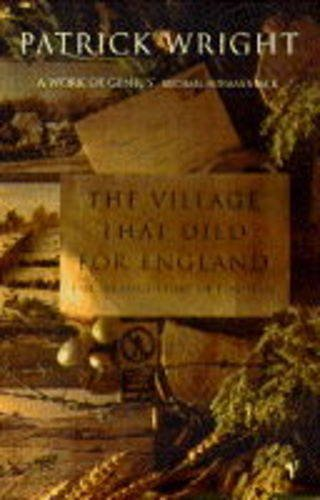 9780099207719: The Village That Died for England: The Strange Story of Tyneham