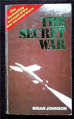 9780099207900: The Secret War