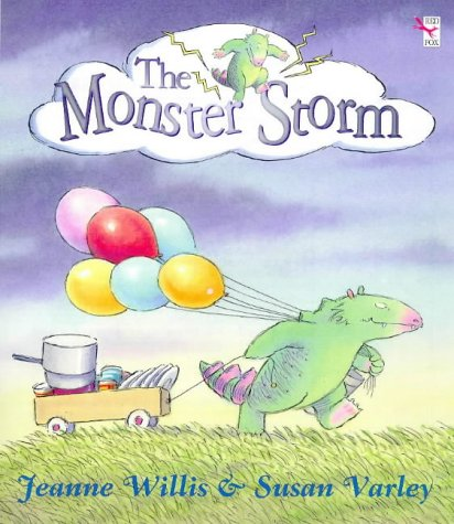 9780099208228: The Monster Storm (Red Fox picture books)