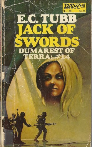 9780099208907: Jack of Swords (Dumarest saga / E. C. Tubb)