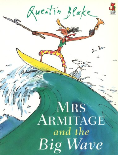 9780099210221: Mrs.Armitage and the Big Wave