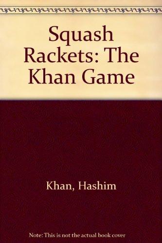 9780099211808: Squash Rackets: The Khan Game