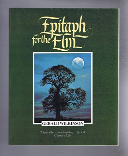 9780099212805: Epitaph for the Elm