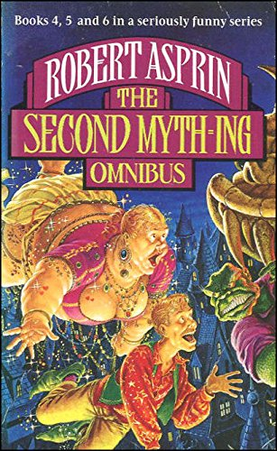 9780099214717: The Second Myth-ing Omnibus