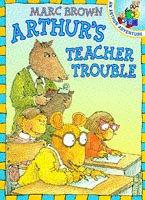 9780099216520: Arthur's Teacher Trouble (Red Fox picture books)