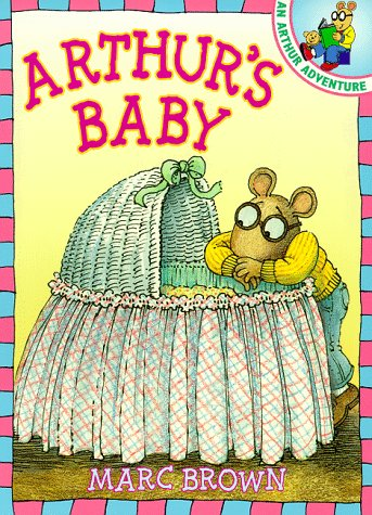 9780099216629: Arthur's Baby (Red Fox picture books)