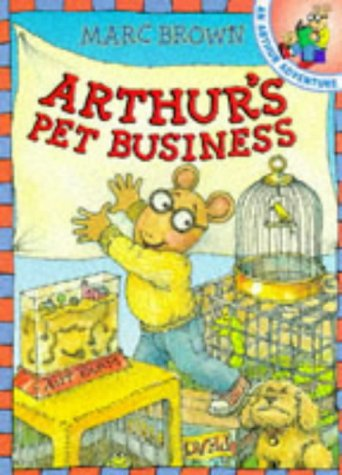 9780099216827: Arthur's Pet Business (Red Fox Picture Books)