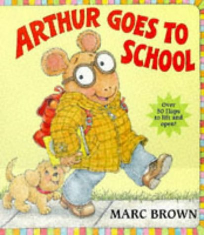 9780099217527: Arthur Goes to School (Red Fox Picture Books)