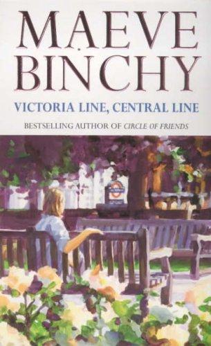 9780099218210: Victoria Line, Central Line