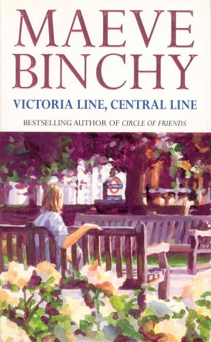 9780099218210: 'VICTORIA LINE, CENTRAL LINE' [Paperback]