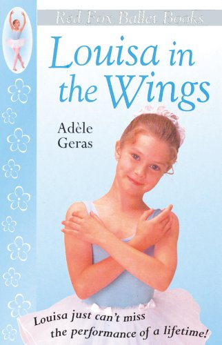 9780099218425: Little Swan 3: Louisa in the Wings (Red Fox young fiction)