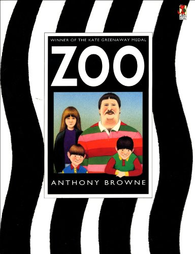 9780099219019: Zoo (Red Fox Picture Books)
