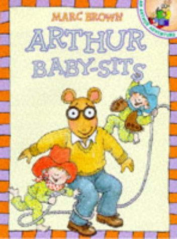 9780099219026: Arthur Babysits (Red Fox picture book)