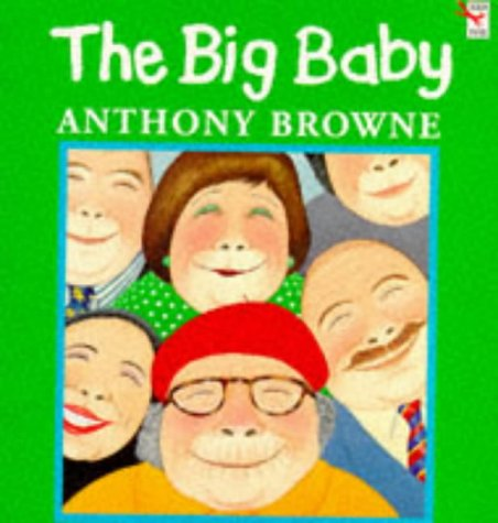 9780099219118: The Big Baby (Red Fox Picture Books)