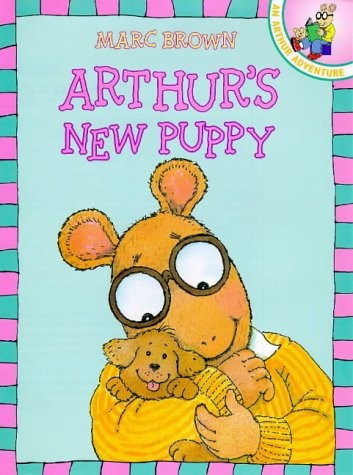 9780099219323: Arthur's New Puppy (Red Fox picture books)
