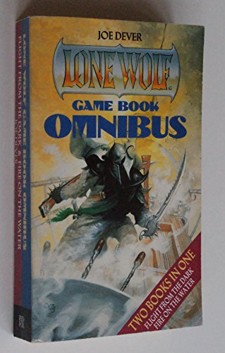9780099219613: Lone Wolf Game Book Omnibus: Flight from the Dark and Fire on the Water