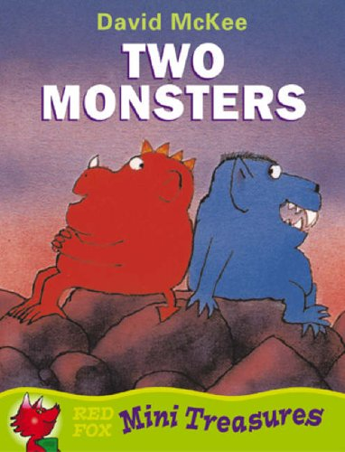 9780099220121: Two Monsters (Mini Treasure)