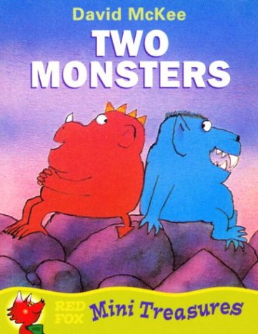 9780099220121: Two Monsters