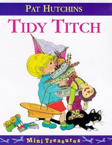 9780099220220: Tidy Titch (Mini Treasure)