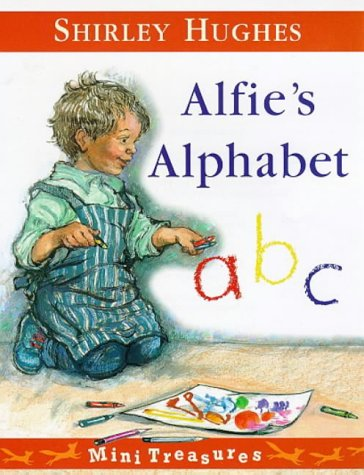 9780099220428: Alfie's Alphabet (Mini Treasure)
