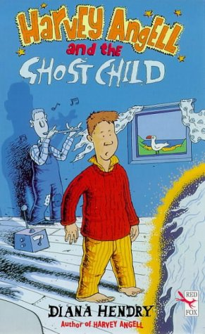 9780099220527: Harvey Angell and the Ghost Child (Red Fox Older Fiction)