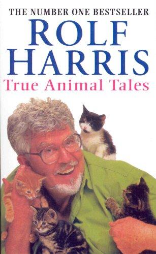 True Animal Tales (0099222922) by ROLF HARRIS