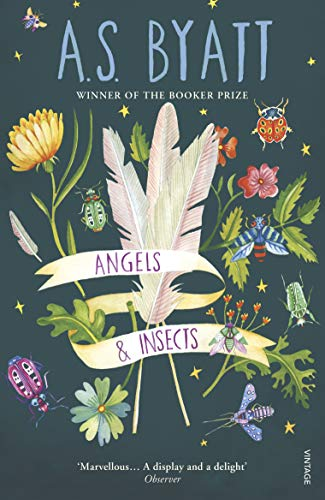 9780099224310: Angels And Insects : Two Novellas