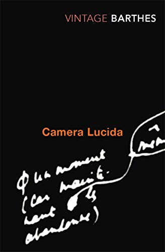 9780099225416: Camera Lucida: Reflections on Photography (Vintage Classics)