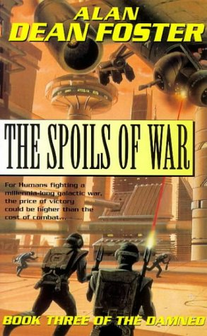 9780099225522: Spoils Of War (Damned)