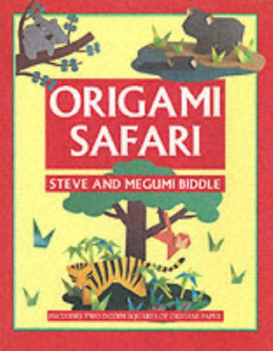 9780099227410: Origami Safari (Red Fox Picture Books)