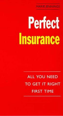 9780099228929: Perfect Insurance