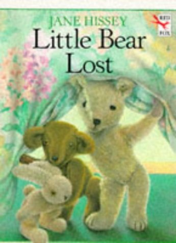 Little Bear Lost (Red Fox Picture Books): Jane Hissey