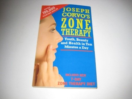 9780099230212: Zone Therapy: Youth, Beauty and Health in Ten Minutes a Day