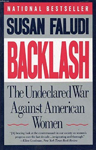 9780099235712: BACKLASH: THE UNDECLARED WAR AGAINST WOMEN
