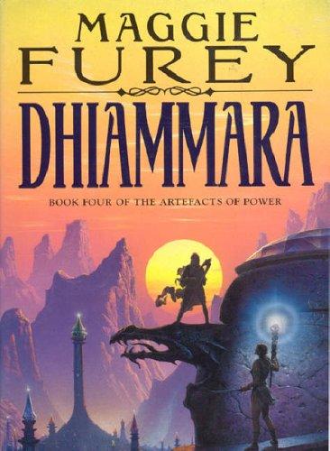 9780099235828: Dhiammara (Artefacts of Power S.)