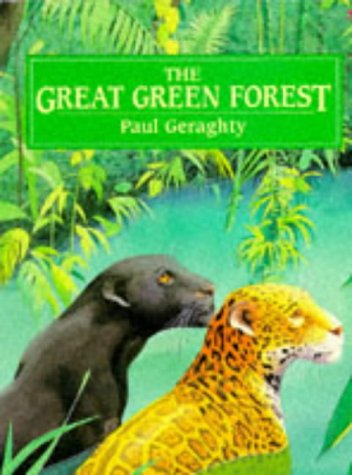 9780099236412: The Great Green Forest (Red Fox Picture Books)