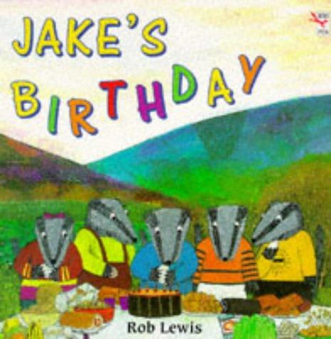 9780099237013: Jake's Birthday (Red Fox Picture Books)