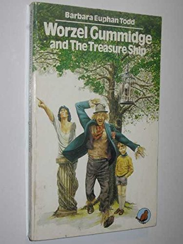 9780099240709: Worzel Gummidge and the Treasure Ship
