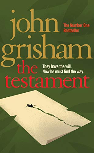 9780099245025: The Testament (Roman)