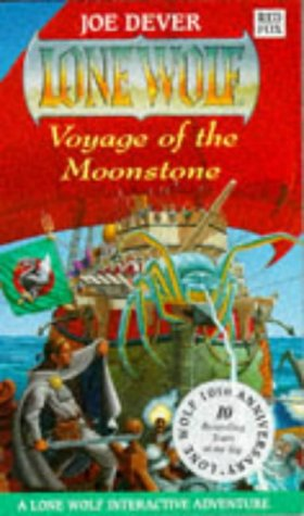 9780099252719: The Voyage of the Moonstone. Lone Wolf #21